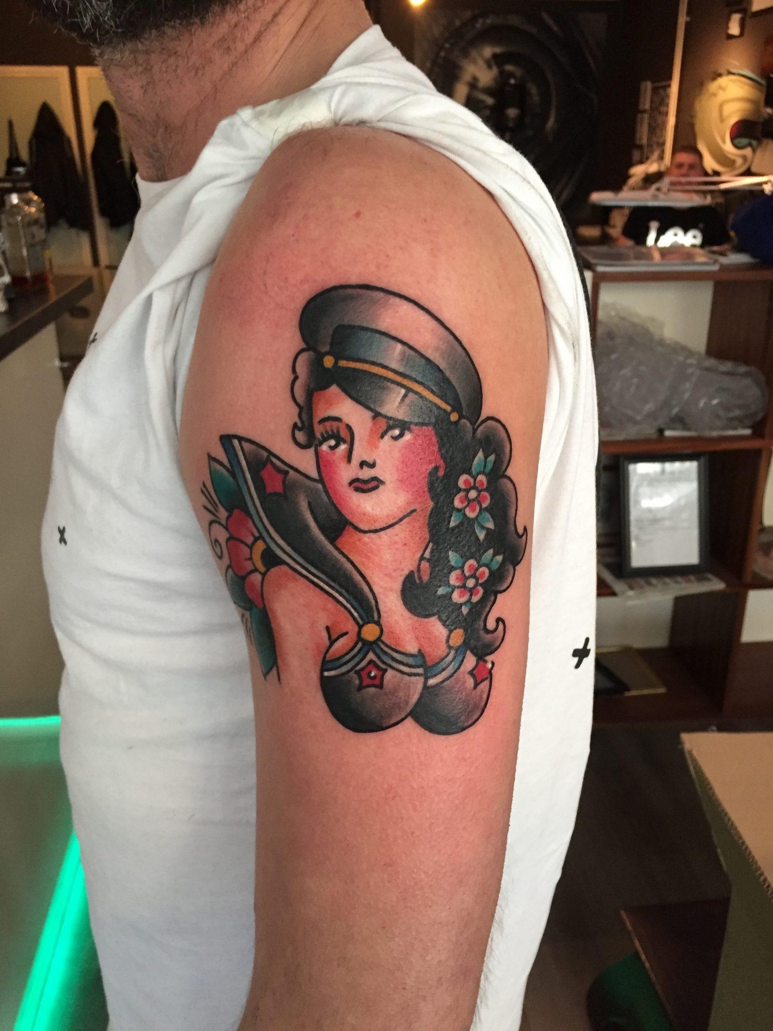 Toxink Tattoo Studio Bussum Beste Tattooshop Van Nederland